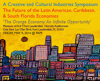 Creative and Cultural Industries Symposium Event