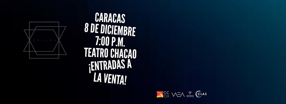 12/08/16 Chroma | Music + Photography | Caracas