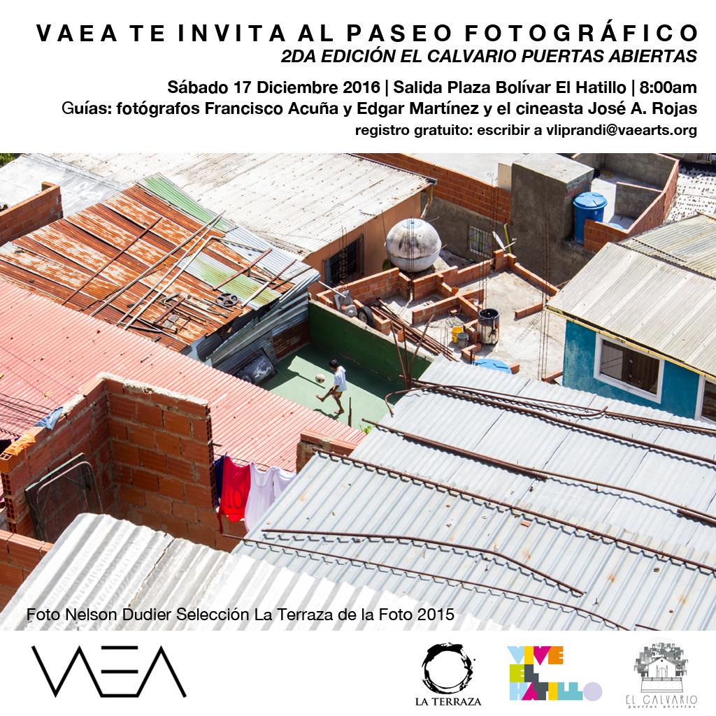 12/17/16 2nd Edition of Photo Walk El Calvario